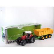 Traktor sa prikolicom (273683)
