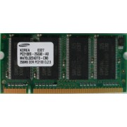 Samsung KOREA 0327 PC2100S-25330-A0 , M470L3224DT0-CB0 256MB DDR PC2100 CL2.5