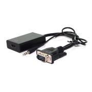 VALUE 12.99.3117 :: Видео конвертор, VGA + Audio към HDMI