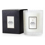 Voluspa Moso Bamboo Japonica Collection Scalloped Candle 176 ml