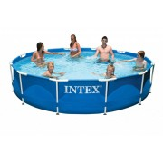 Bazen Intex Steel Frame 366x76cm