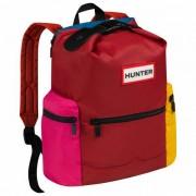 Hunter Original Col Block Topclip Rugzak UBB6017MED-MRC - rood - Size: One Size
