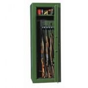 Skriňa na zbrane SAFARI10 zelená EL