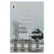 Springer Four Pillars of Radio Astronomy: Mills, Christiansen, Wild, Bracewell