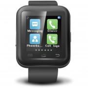 Smart Band Reloj Inteligente U9 Android Ios Bateria Larga Generico - Negro