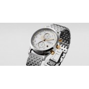 TRIWA Ivory Lansen Chrono Watch Stainless Steel