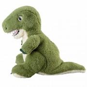 Geen Magnetron warmte knuffel dinosaurus