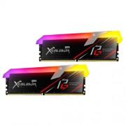 DDR4, KIT 16GB, 2x8GB, 3600MHz, ASROCK TEAM XCALIBUR PHANTOM Gaming RGB, 1.35V, CL18 (TF8D416G3600HC18EDC01)