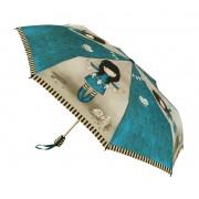 Félautomata esernyő - Gorjuss - I Found My Family In A Book - 76 - 0002 - 10