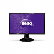 BenQ monitor LED GL2460 24\ FullHD, DVI, Flicker-Free, fekete