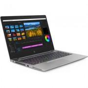 HP ZBook 14u G5 mobil arbetsstation med dockningsstation