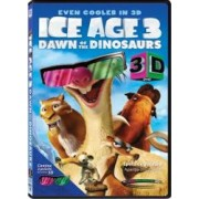 Ice age 3 Dawn of the dinosaurs 3D DVD 2009