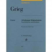 Henle Verlag Edvard Grieg: Am Klavier