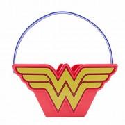 Wonder Woman (Wonkx) Figural Plastic Bucket, Medium