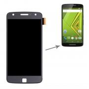 iPartsAcheter pour Motorola Moto Z Play Original Écran LCD + Original Écran Tactile Digitizer Assemblée (Noir)