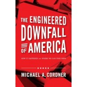The Engineered Downfall of America: How It Happened and Where We Can Find Hope, Paperback