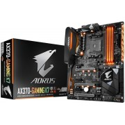 Gigabyte GA-AX370-GAMING-K7 moederbord Socket AM4 AMD X370 ATX