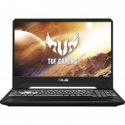 Laptop Asus FXTUF 505DT-BQ051 15.6 inch FHD AMD Ryzen 5 3550H 8GB DDR4 512GB SSD nVidia GeForce GTX 1650 4GB Stealth Black