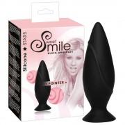 SMILE Pointer análkúp - fekete