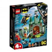 Lego set de construcción lego super héroes batman y el escape del guasón 76138