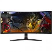 Monitor LG 34UC89G-B 34 inch IPS UltraWide FullHD Curved G-Sync 5ms Negru