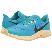 Nike Air Zoom Pegasus 36 Trail Light Current BlueOil GreyTeal Nebula