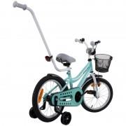 Bicicleta Sun Baby 16 inch turcoaz