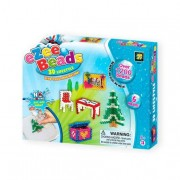 Toy Partner S.A. Ezee Beads - 3D (varios modelos)