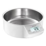 Cantar de bucatarie Sencor SKS 4030WH 5kg 1000 ml Alb