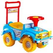 Gyerek autó kék Jeep Yupee