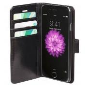 Dbramante1928 iPhone hoesje dbramante1928 Copenhagen Leather Wallet iPhone 6/6S Black