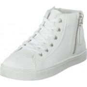 Duffy 73-52228 Kids White, Skor, Sneakers & Sportskor, Höga sneakers, Vit, Barn, 31
