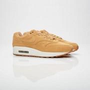 Nike air max 1 premium Flax/Flax/Sail/Gum Medium Brown