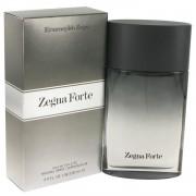 Zegna Forte by Ermenegildo Zegna Eau De Toilette Spray 3.4 oz
