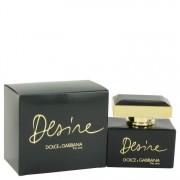 The One Desire Intense Eau De Parfum Spray By Dolce & Gabbana 1.6 oz Eau De Parfum Spray
