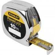 Stanley Powerlock rolbandmaat 10m 25mm