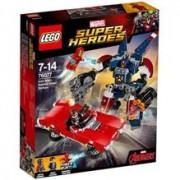 Lego Marvel Super Heroes Iron Man: Atacul Lui Detroit Steel 76077