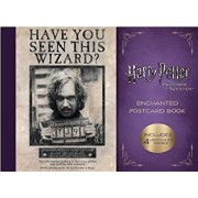 Harry Potter and the Prisoner of Azkaban Enchanted Postcard, Paperback/***