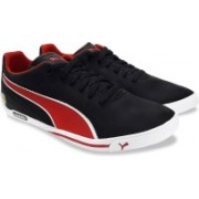 Puma Ferrari Selezione SF NM2 Sneakers For Men(Black)