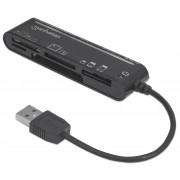 Lettore/Scrittore di memorie 80 in 1 esterno USB 2.0