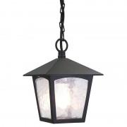 Elstead Lighting York portico catena Lanterna - Elstead illuminazione