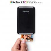 Polaroid ZIP Instant Photoprinter - мобилен принтер за снимки (черен)