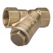 "Filtru pentru impuritati gaz tip ""y cu dimensiune ochi sita de 0,18 mm 6/4"