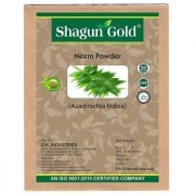 100 Natural Neem Leaves Powder For Pimple Free Clear Skin And Dandruff Free No Hair Fall Naturally 100Gm X 2
