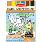 Set de pictura cu apa Safari Melissa and Doug