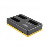 Patona Incarcator Triplu USB pentru Nikon EN-EL14 cu Cablu tip C 8.4V