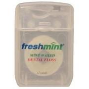 Dental Floss Freshmint 12 Yard Mint Qty 1