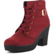 2Aa Fashion High Heel Boot For Women
