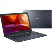 "Лаптоп ASUS X543UA-DM1593 - 15.6"" FHD, Intel Core i3-7020U, Grey"