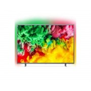 "Philips Tv philips 55"" led 4k uhd/ 55pus6703/ hdr plus/ ambilight x3/ quad core/ ultraplano/ smart tv/ 3 hdmi/ 2 usb/ dvb-t/t2/t2-hd/c/s"